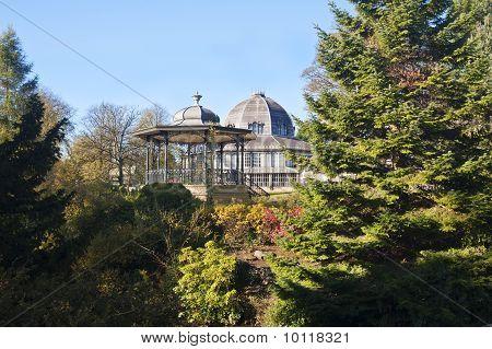 The Pavilion Gardens, Buxton, Derbyshire