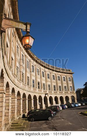 The Crescent, Buxton, Derbyshire