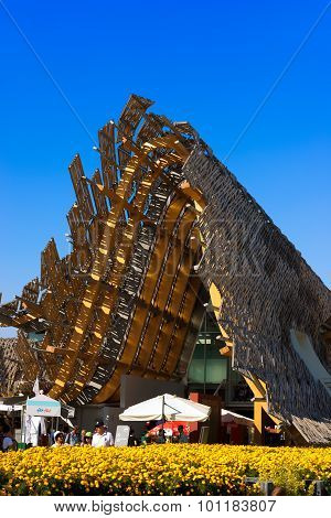China Pavilion - Expo Milano 2015