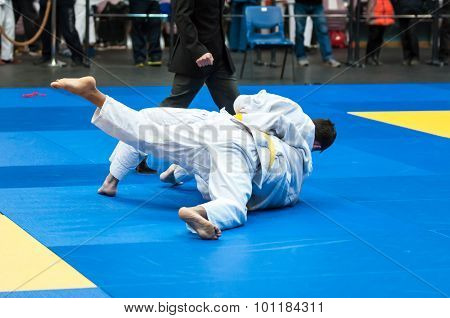 The Youths Involved In Judo