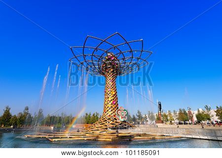 Tree Of Life - Expo Milano 2015