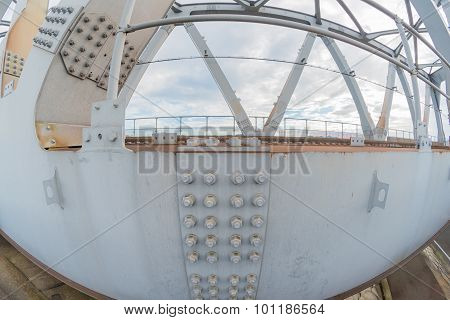Fisheye Bridge Details