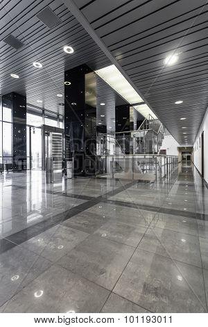 Steel Modern Interior