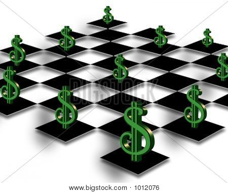 The Money Game 3 D