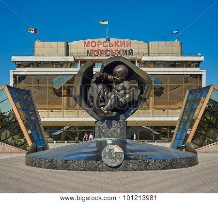 Marine Station In Odessa