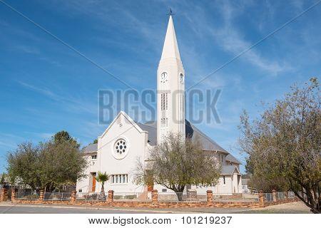 Dutch Reformed Church In Loeriesfontein