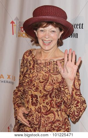 LOS ANGELES - SEP 9:  Frances Fisher at the Farrah Fawcett Foundation Fiesta at the Wallis Annenberg Center on September 9, 2015 in Beverly Hills, CA