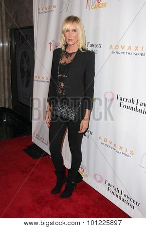 LOS ANGELES - SEP 9:  Kimberly Stewart at the Farrah Fawcett Foundation Fiesta at the Wallis Annenberg Center on September 9, 2015 in Beverly Hills, CA
