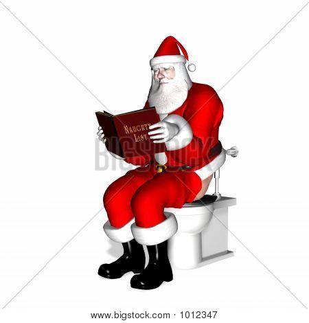 Santa - Reading Material