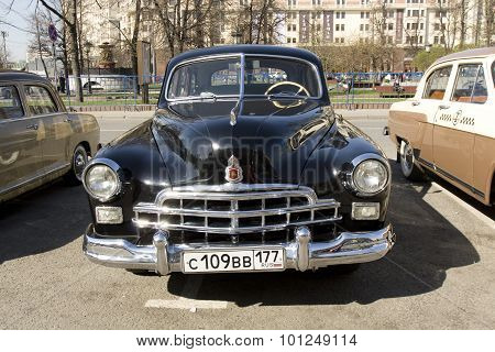Retro Car Volga