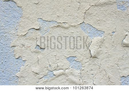 Cracked old Wall Detail Background Texture For Text Or Image.