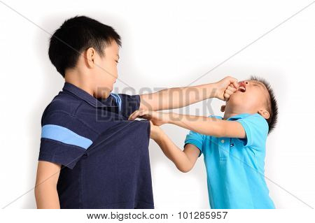 Brother Fighting