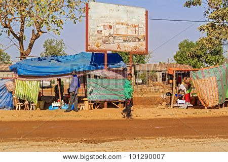 Dilla In Ethiopia