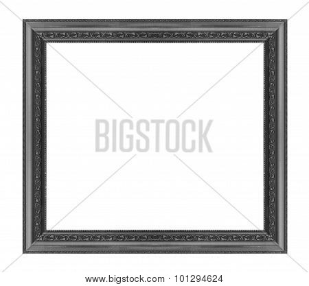 Old Antique Black Frame