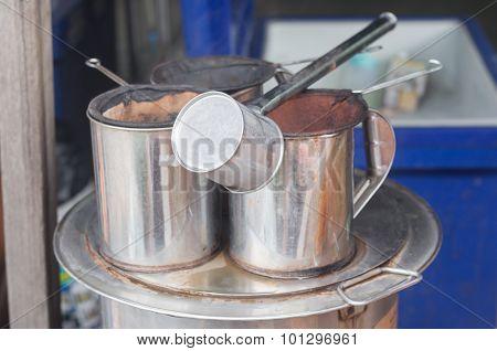 Coffee Or Tea Maker, Antique Formula