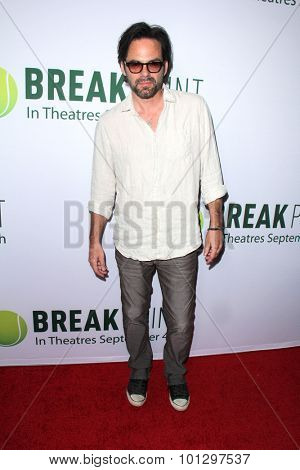 LOS ANGELES - AUG 27:  Billy Burke at the