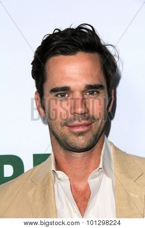 LOS ANGELES - AUG 27:  David Walton at the