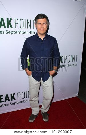 LOS ANGELES - AUG 27:  Chris Parnell at the