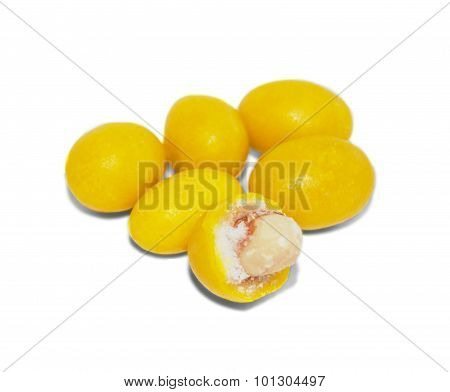 Yellow Dragee