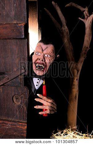 Vampire In The Doorway