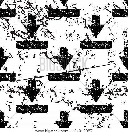 Download pattern grunge, monochrome