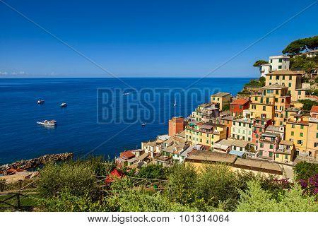 Rio Maggiore Coast