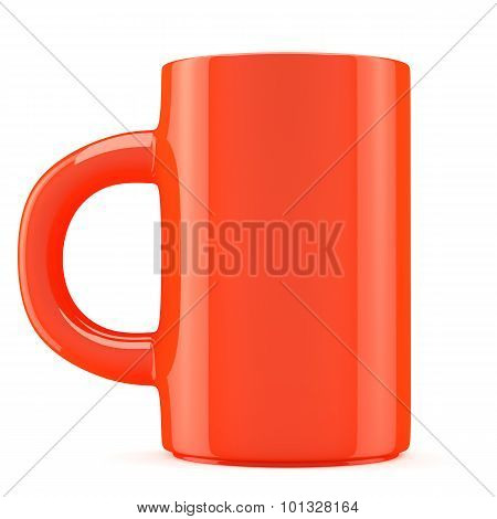 Red Coffee Cup