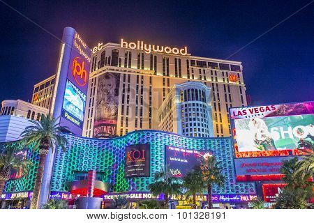 Las Vegas , Planet Hollywood