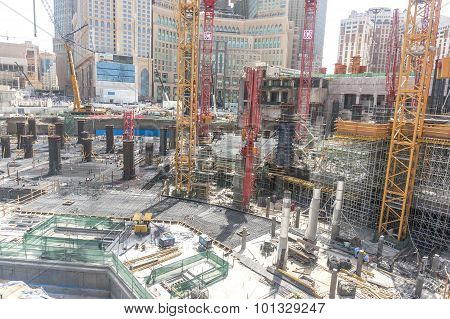 Masjidil Haram expansion