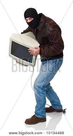 Thief  With Monitor