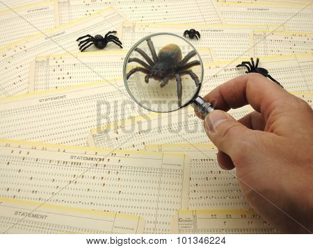 Inspecting A Bug In The Source Code