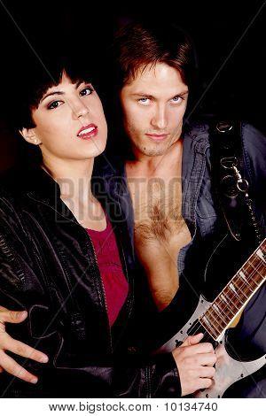 Couple Guitar