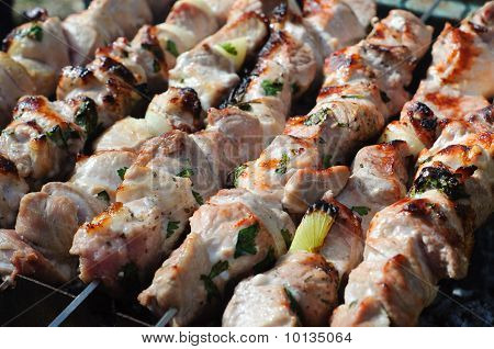 Souvlaki Barbecue