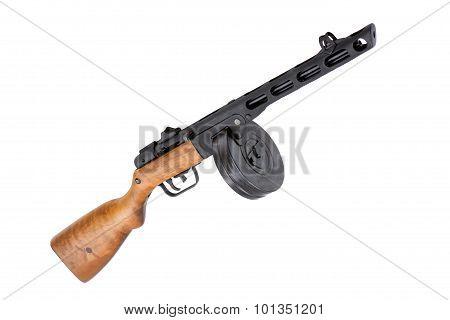 Russian Machine Gun Ppsh