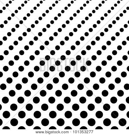 Pointed Background Pattern