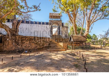 Ambohimanga - Historical Fortified Royal Settlement