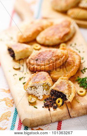 Empanadas (pirozhki)