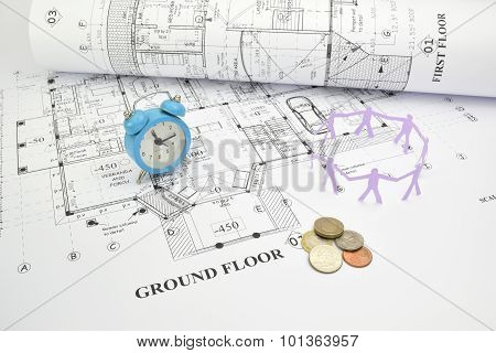 Time, Money, And Manpower - Three Factors In Construction Project