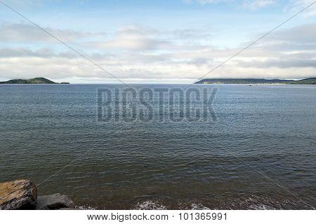 Ballinskelligs Bay In Waterville