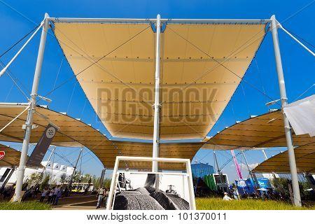 Rice Pavilions - Expo Milano 2015