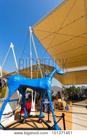 United Nations Pavilion - Expo Milano 2015