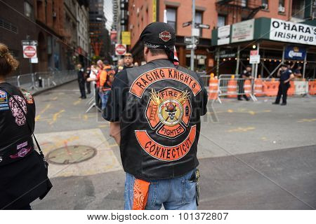 FDNY motorcycle club, Raging Knights
