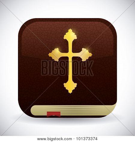 Holy bible design.