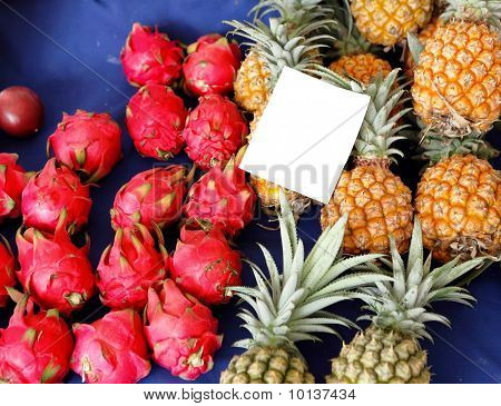 Fruit Sale In Market