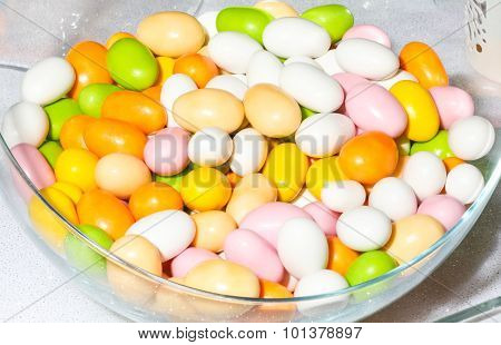 Many Colored Candies