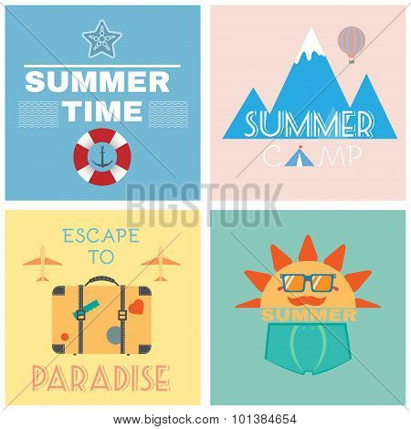 Summer Time Recreation.