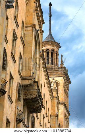 Architectural Element, Georgia, Tbilisi