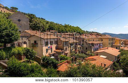 Cortona Tuscan Town
