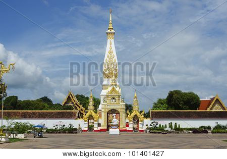 Phra That Phanom At Nakhon Phanom