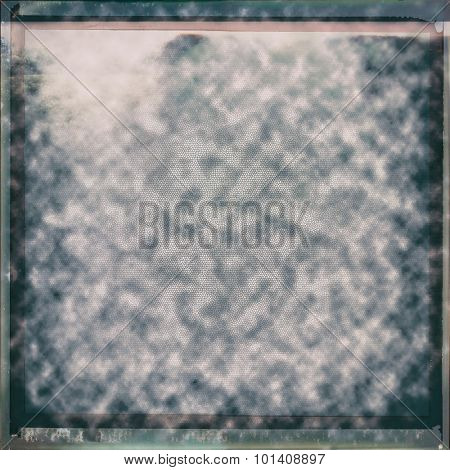 Abstract texture background with retro borders
